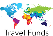 College Travel Funds for Professional Development in Research